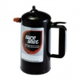 Sureshot Sprayer One Quart Steel Sprayer, Black, W/adjustable nozzle (SS.A1002)