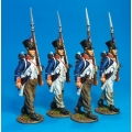 PFL05N 4 Fusilier Marching boxed set