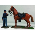 BR31269 Pre Order Union Orderly Holding Horse