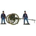 BR31291 Pre Order Union Light Artillery Limber with Two-Man Crew
