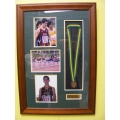 005 School Athletics Frame