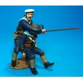 SRN07 Wounded Sailor and Helper
