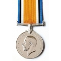 MEDA5F WWI War Medal Full Size