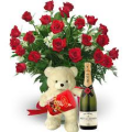 Rose Romance Package